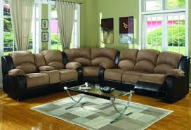 Leather And Suede Sectional Sofa Leather Suede Sectional Sofa Large Size Of Sectional Modular