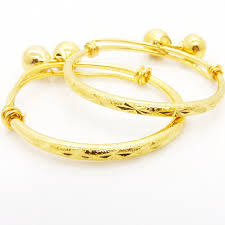 Childrens Gold Bracelets Compare Prices On Baby Gold Bracelet Online Shopping Buy Low