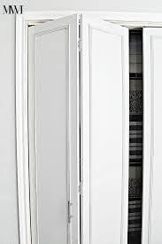 Wooden Closet Door How To Update 1970 S Bi Fold Closet Doors Closet Doors