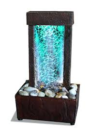 water fountain with lights tabletop fountain with light light show led indoor fountain tabletop