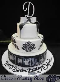 25 best sweet 16 cakes images on pinterest sweet 16 cakes tier