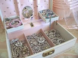 jewelry box 50 50 best vintage jewelery boxes images on jewelery