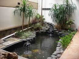 lawn u0026 garden appealing small backyard waterfall on fish pond