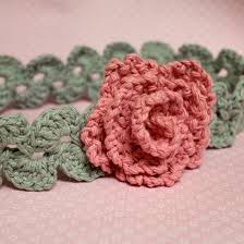 crochet flower headband crochet flowers gallery craftgawker page 2
