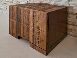 modern furniture modern reclaimed wood furniture medium slate