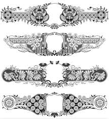 ornament border search results free vector graphics and vector