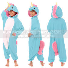 Pony Halloween Costume Girls Aliexpress Buy Kids Favorite Pony Pink Blue