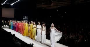 mercedes fashion week more than 50 000 visitors attended the 62nd edition of mercedes