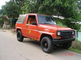 daihatsu rocky simonbujang 1985 daihatsu rocky specs photos modification info