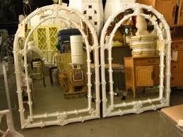 Hollywood Regency Hollywood Regency Mirror Circa Who
