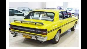 1969 ford falcon xy gt yellow manual 4sp m sedan u0026 what it is