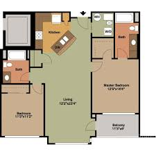 2 bedroom floorplans marvelous unique 2 bedroom floor plans two bedroom apartment floor
