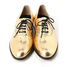 wedding shoes korea mens glitter gold lace up oxfords dress shoes