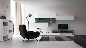 Tv Wall Unit by Contemporary Tv Wall Unit Lacquered Wood Oak I Modulart