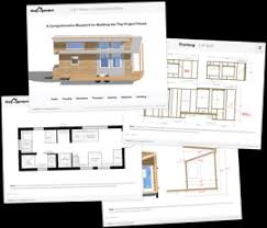 Where Can I Find Blueprints For My House Tiny House On Wheels Plans U0026 Tiny House Appliances