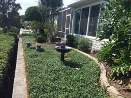 florida friendly landscaping neat tidy and saves water uf