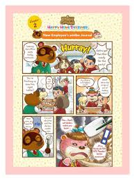 animal crossing comic strip part 2 play nintendo