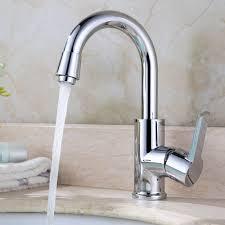 Bad Armatur Homelody 360 Drehbar Mischbatterie Chrom Wasserhahn Küche Bad