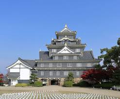 Japanese Castle Floor Plan Okayama Castle Wikipedia