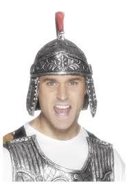 Roman Halloween Costumes Deluxe Roman Armor Helmet