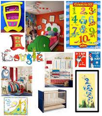 Dr Seuss Inspiration Board U0026 Decor Ideas Design Dazzle
