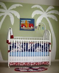 Surfer Crib Bedding 101 Best Nursery Ideas Images On Pinterest Child Room Baby Room