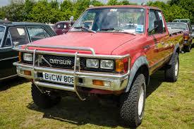 nissan datsun 1984 discover the origin of nissan truck success the hardbody martin