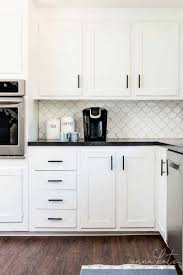 should kitchen cabinets knobs or pulls pin on kitchen improvements