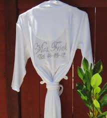 personalized bridal shower gifts robe wedding party gifts bridal shower gift bridal by arenlace