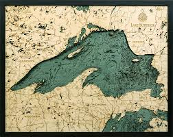 Topographic Map Of Michigan by Topographic Lake Maps Michigan The Best Lake 2017