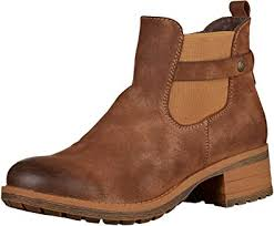rieker s boots uk rieker s synthetic leather chelsea boot 96863 24 amazon