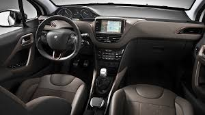 peugeot expert interior peugeot 2008 brief about model