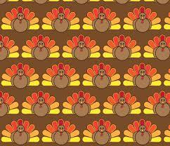 turkey for thanksgiving fabric juliematthews spoonflower