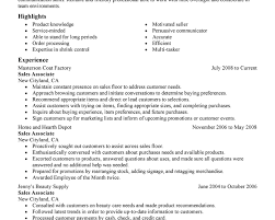 Resume Profiles Examples by Profile On A Resume Example For Summary Sample With Profile On A