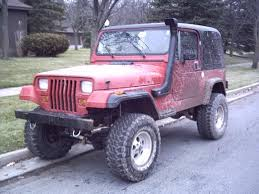 jeep yj snorkel 2unslammed 1994 jeep yj specs photos modification info at cardomain