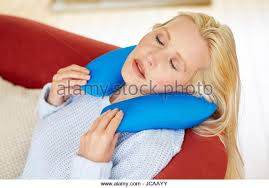 Neck Cusion Neck Pillow Stock Photos U0026 Neck Pillow Stock Images Alamy