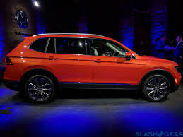volkswagen tiguan 2018 interior 2018 volkswagen tiguan long wheelbase compact adds much needed