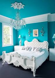 teal bedroom ideas with many colors combination luxury bedroom