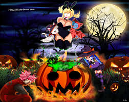 happy halloween fairy tail by nina2119 on deviantart