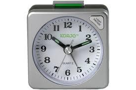 travel clock images Dick smith korjo analogue alarm clock travel accessories jpg