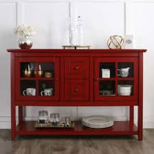 Black Gloss Buffet Sideboard Glass Buffets Sideboards U0026 China Cabinets Shop The Best Deals