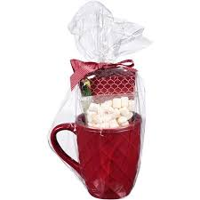 hot cocoa gift set mug gift set buy christmas cocoa mug gift set colors vary in cheap