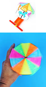 diy toy make a kinetic carousel diy toys toy and activities