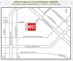 Simi Valley Map Profile U2013 North Valley Occupational Center U2013 North Valley