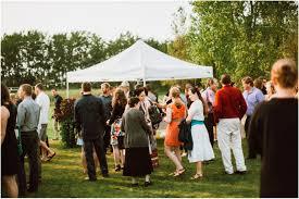 outdoor prairie tent wedding by ariana tennyson