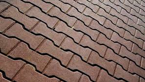 How To Lay Patio Bricks Paver Bricks Garden Guides