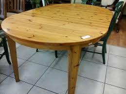 round pine dining table pine kitchen table processcodi com