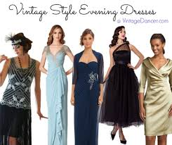 Great Gatsby Women S Clothing Vintage Evening Dresses And Gowns 1920s To 1960s