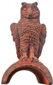 roof ornaments and ornamental ridge tiles for roofs