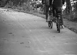 Commuting Mountain Bike Or Road by Free Images Work Person Black And White Road Trail Traffic